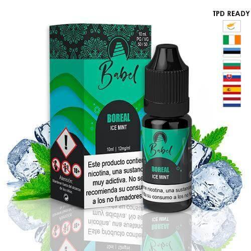 Babel E-Liquids Boreal 10ml