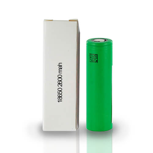 Batería Sony Murata VTC5 18650 2600mAh