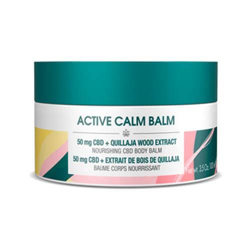 Harmony CBD Cosmetic Active Calm Balm 50mg