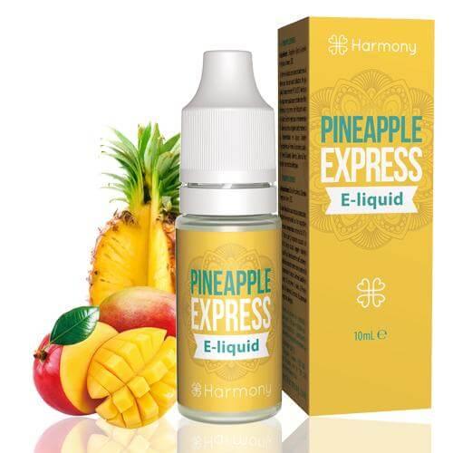 Harmony Eliquid CBD Pineapple Express 10ml