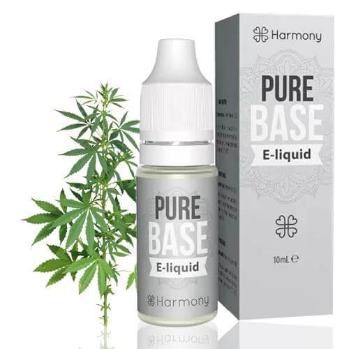 Harmony Eliquid CBD Pure Base 10ml