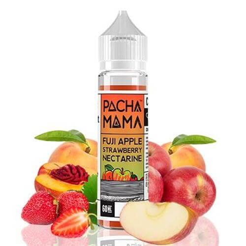 Pachamama Fuji Apple Strawberry Nectarine 50ml