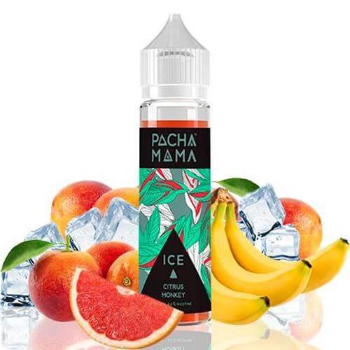 Pachamama Ice Citrus Monkey 50ml