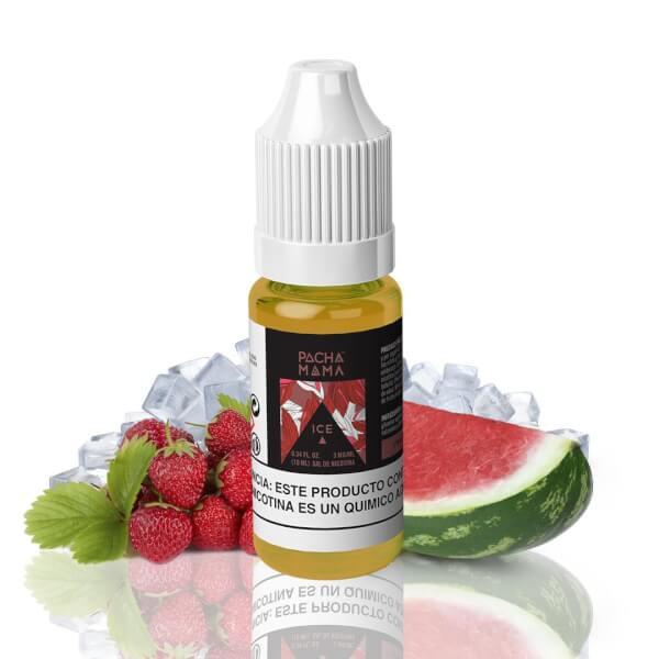 Pachamama Ice Strawberry Jubilee 10ml