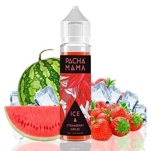 Pachamama Ice Strawberry Jubilee 50ml