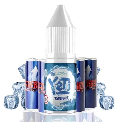 Yeti Salts Energy 10ml