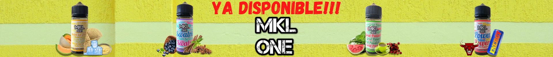 Gama de 100ml de MKL