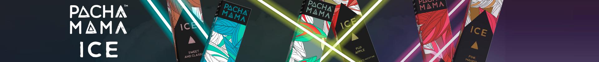 La gama más refrescante Pachamama llegó a Eciglogística.