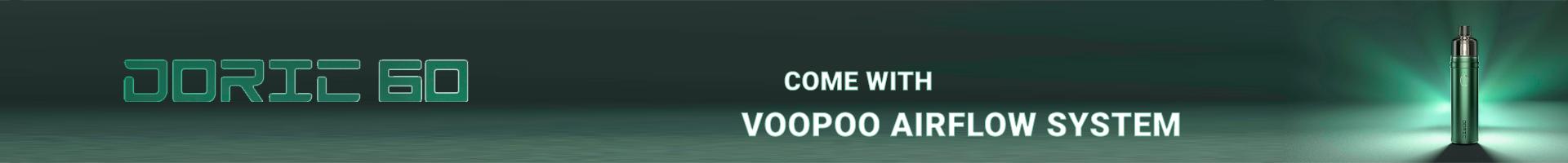 Nuevo Doric 60 Kit de Voopoo